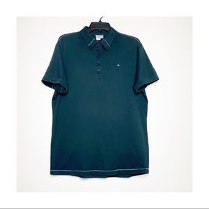 J. Lindeberg Newman Golf Polo Shirt Sport Luxury